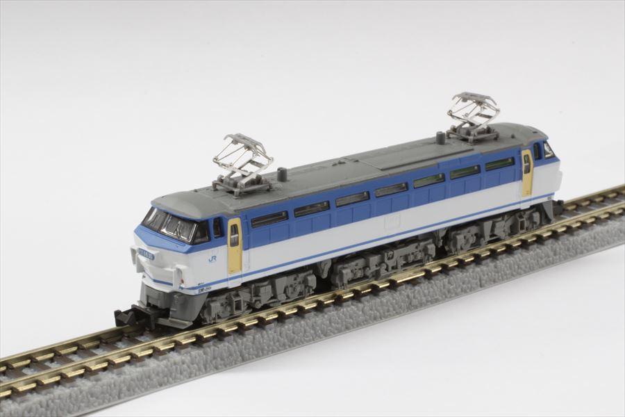 T008-3 EF66形電気機関車 後期形 JR貨物更新車