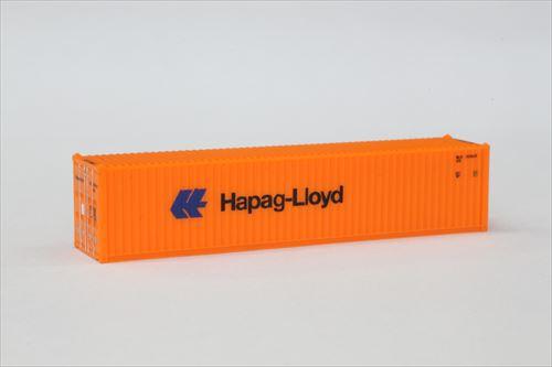 A101-5 Hapag-Lloyd 40ft海上コンテナ (2個入り)