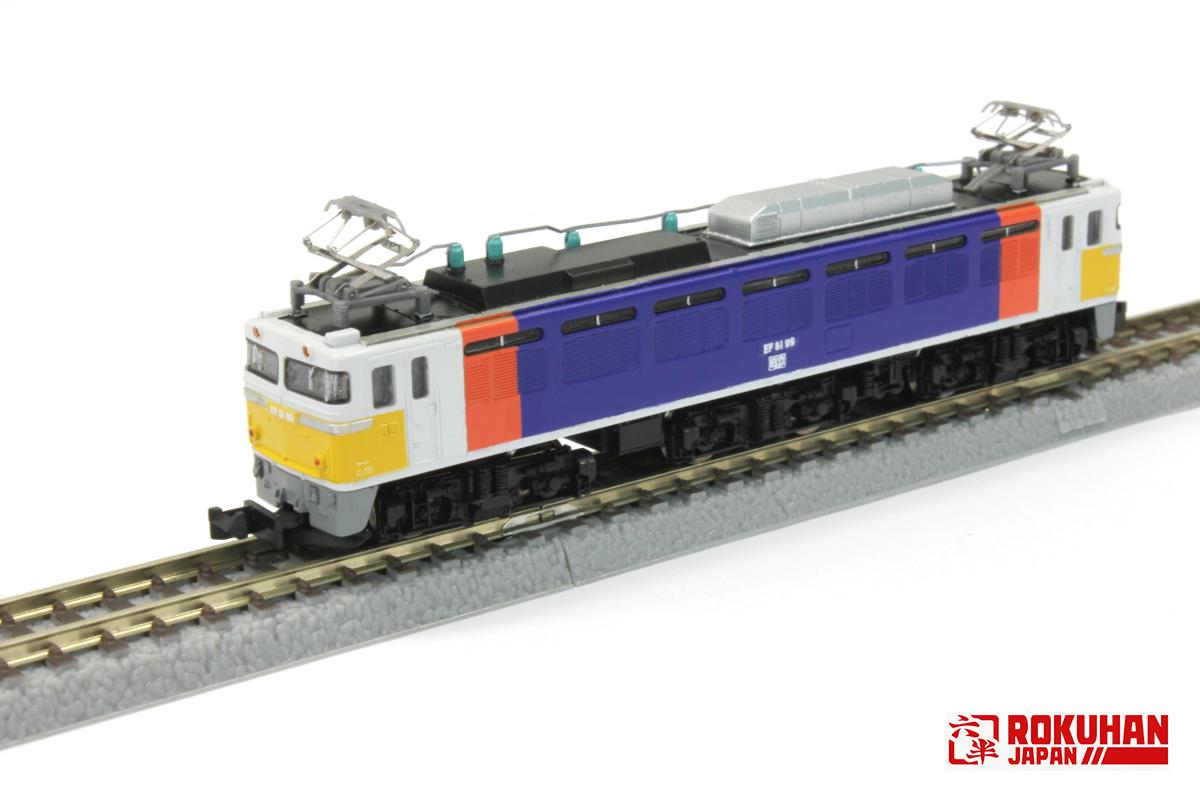 T015-6 EF81形電気機関車 カシオペア塗装