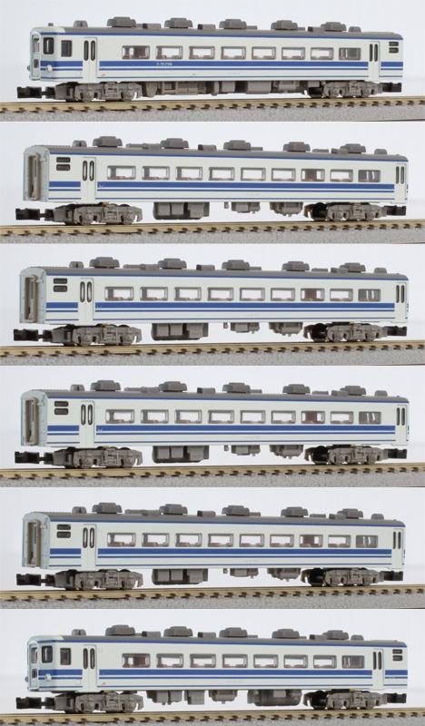 T006-3 14系特急形客車 ユーロピア 6両セット