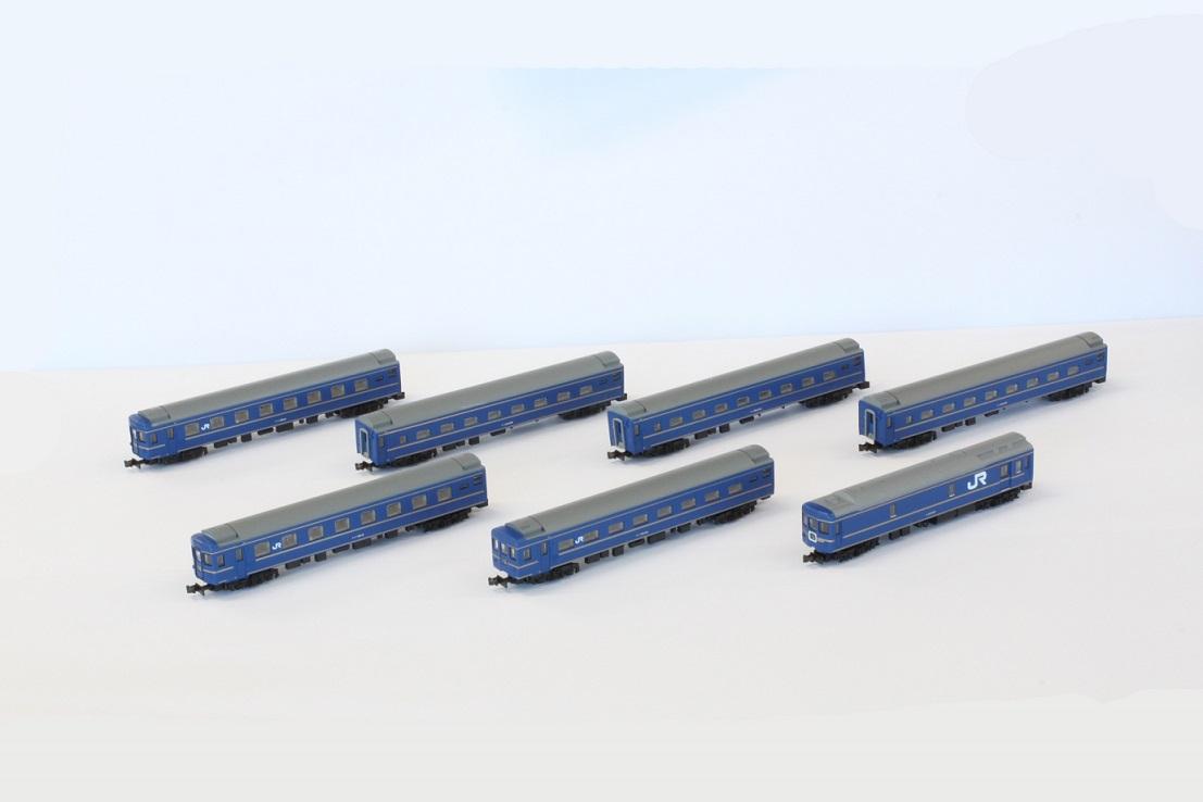 T010-1 24系25型 エルム 7両基本セット