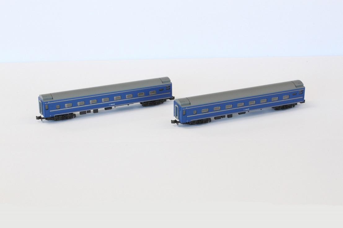 T010-2 24系25型 エルム 2両増結セット