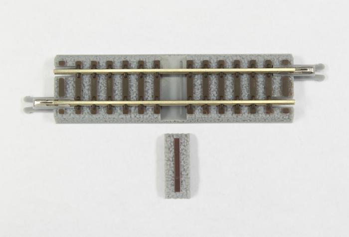 R024 クラシックトラック 直線レール 55mm (2本)