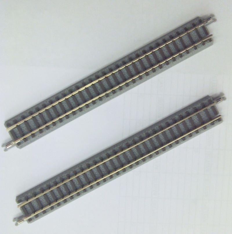 R036 クラシックトラック 直線レール112.8mm(2本)