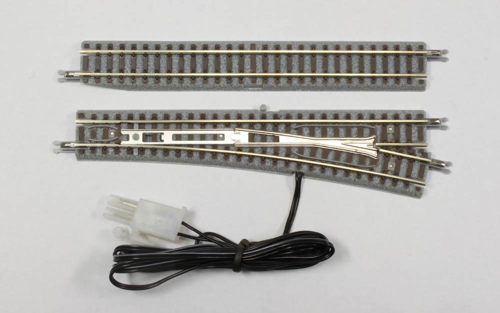 R040 クラシックトラック 電動/手動ポイントレール 110mm