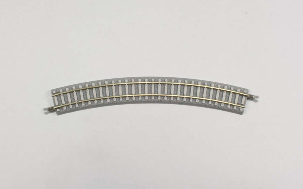 R052 PCトラック 曲線レール R220-30° (6本入り)
