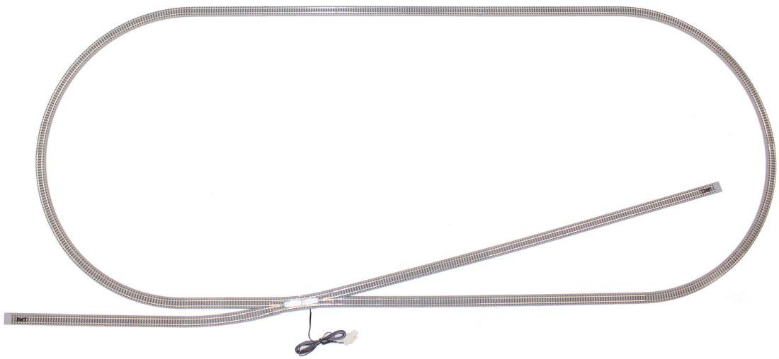 R080 レールセットF 留置線セット
