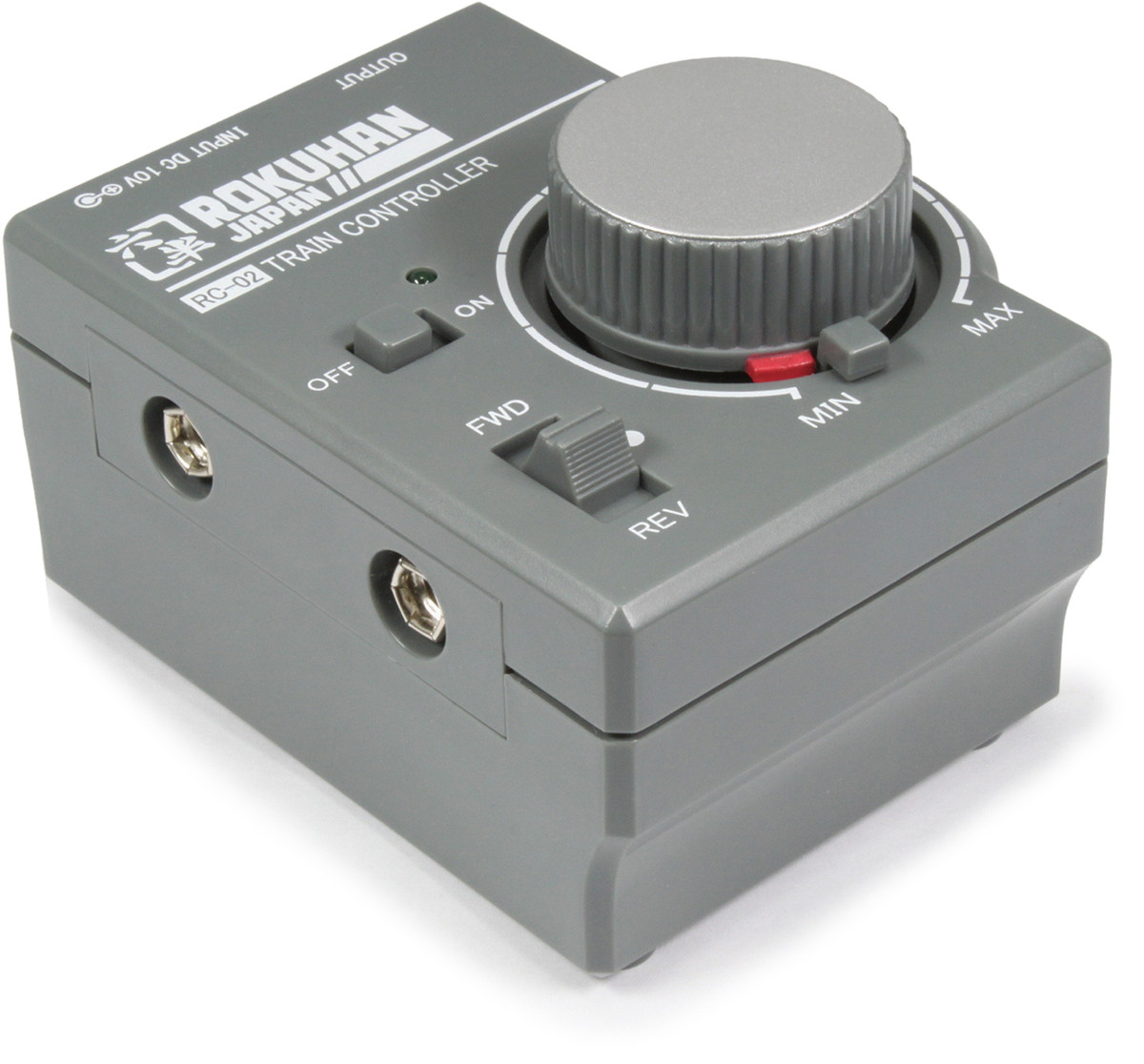 RC02 コンパクトトレインコントローラー