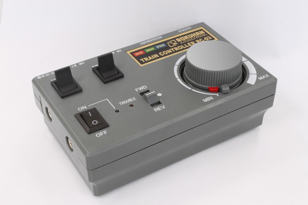 RC03 トレインコントローラー RC-03