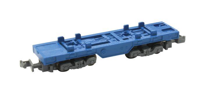 SA006-1  コンテナ貨車(ブルー)