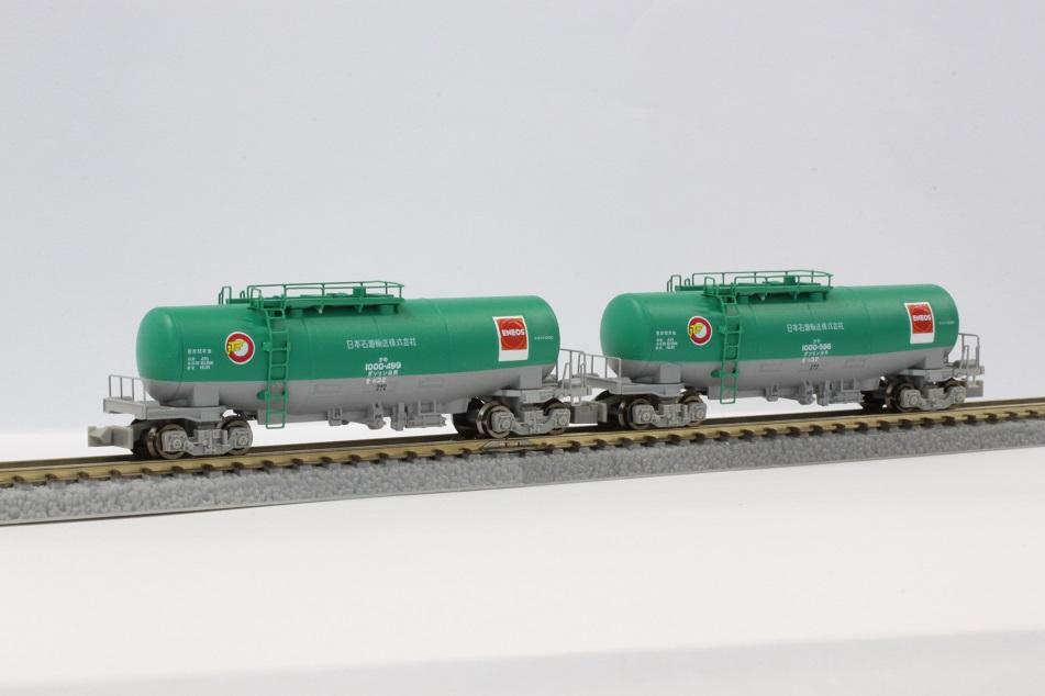 T004-4 タキ1000 日本石油輸送色(ENEOS) 2両セット