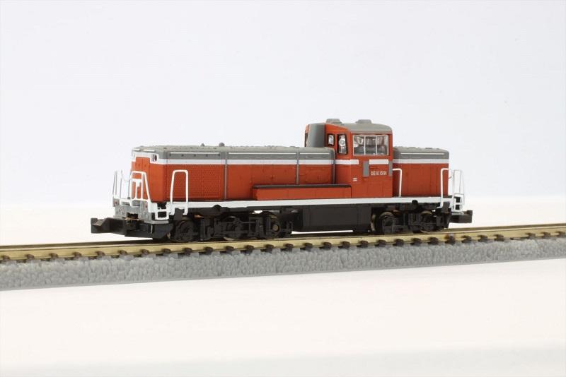 T012-1 DE10 A寒地型 国鉄色