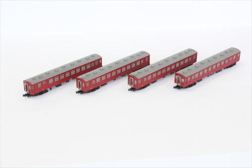 T014-2 50系客車0番代 4両セット