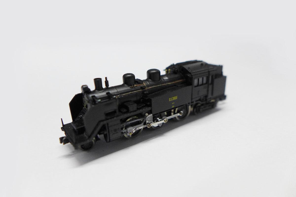 T019-2 C11 325 もおか鐵道タイプ