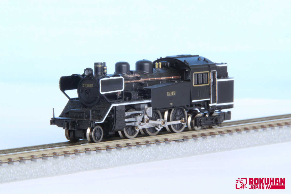 T019-3 国鉄 C11 蒸気機関車 165号機タイプ(門鉄デフ)