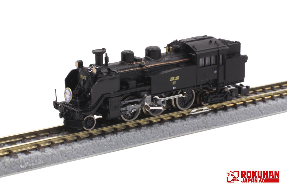 T019-5 C11形蒸気機関車 207号機 東武鉄道 SL「大樹」タイプ