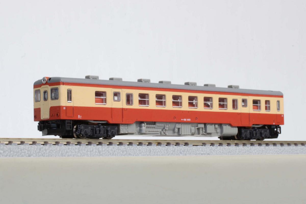 T009-5 キハ52形100番代 国鉄一般色 (トレーラー車)