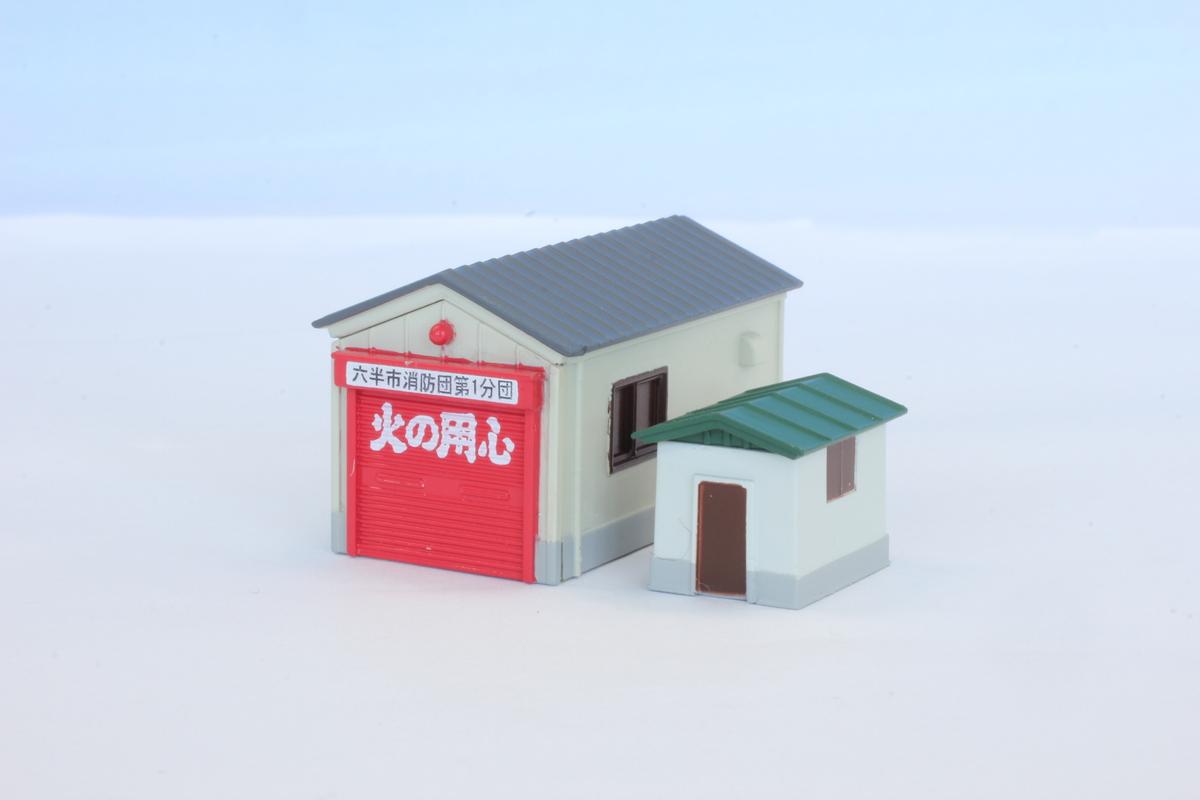 S050-1 ガレージ・小屋セット(灰)