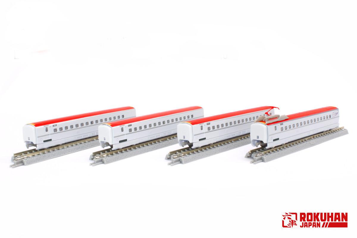 T029-2 E6系新幹線 こまち 4両増結セット