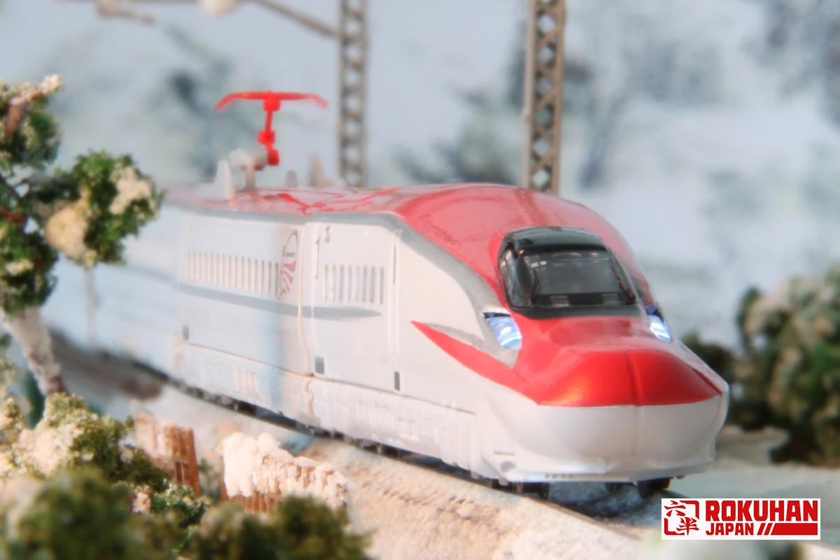 T029-1 E6系新幹線 こまち 3両基本セット