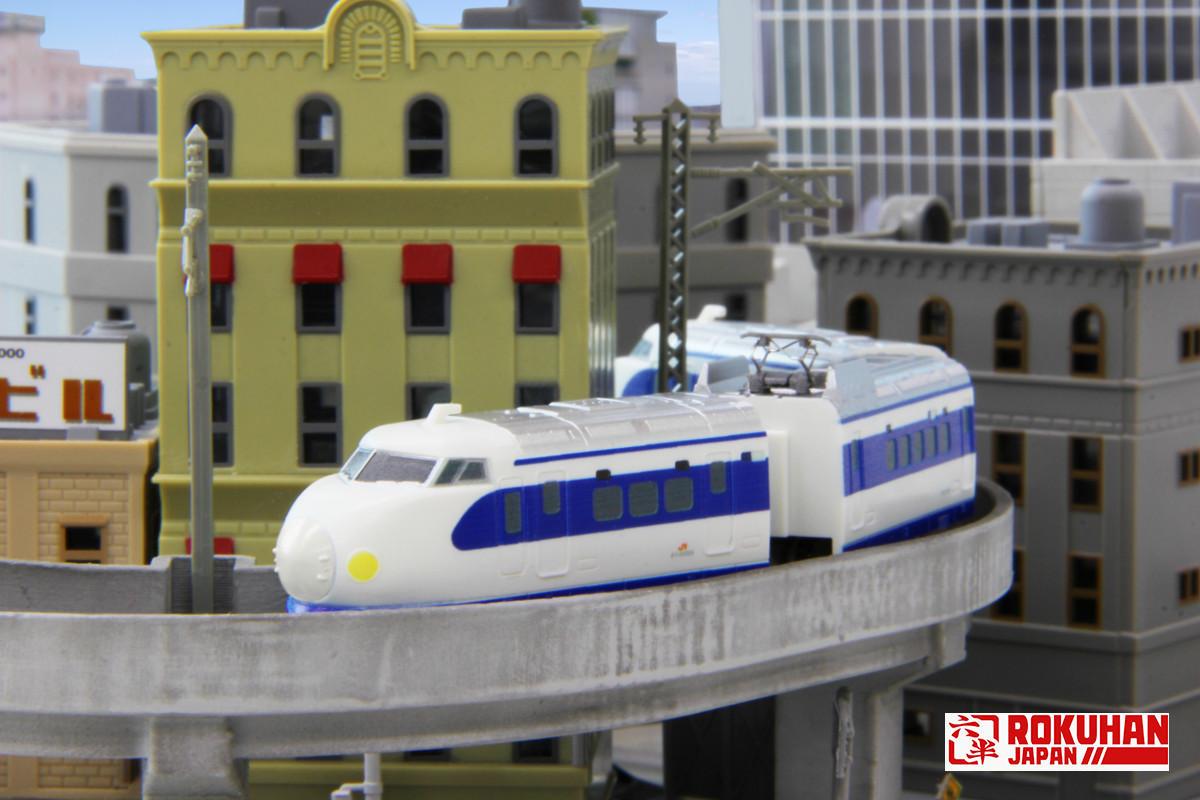 ST011-1 0系新幹線 こだま