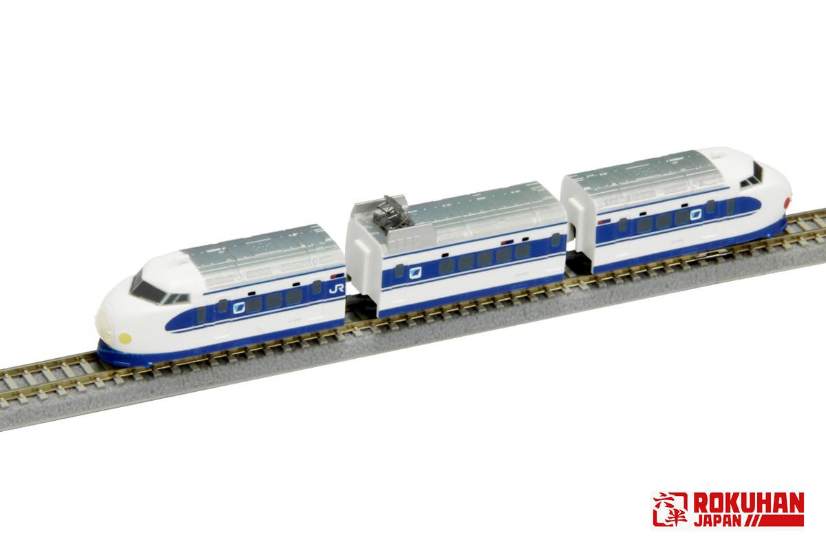 ST011-2 0系新幹線 ウエストひかり