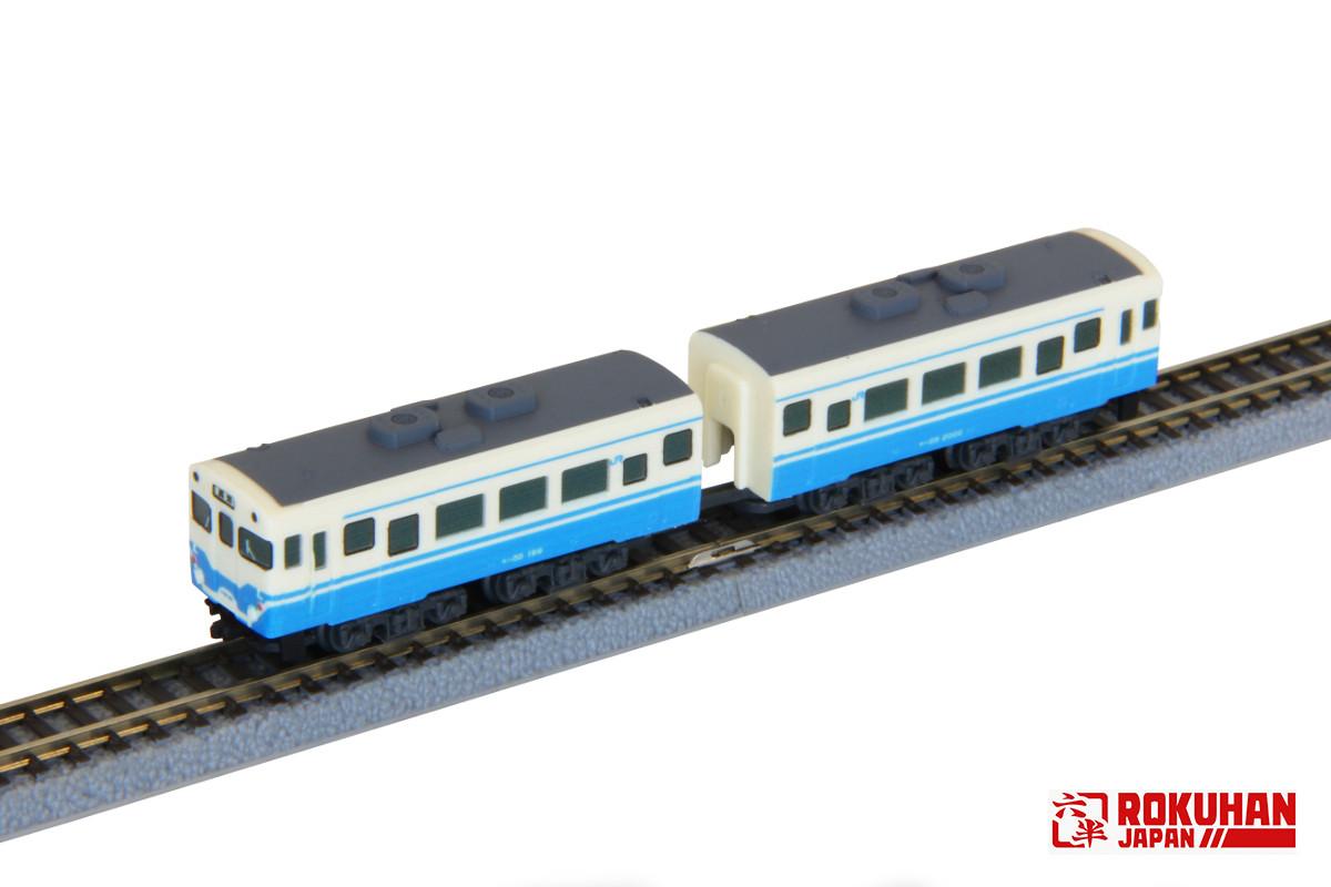 ST010-3 キハ58 四国色 2両セット