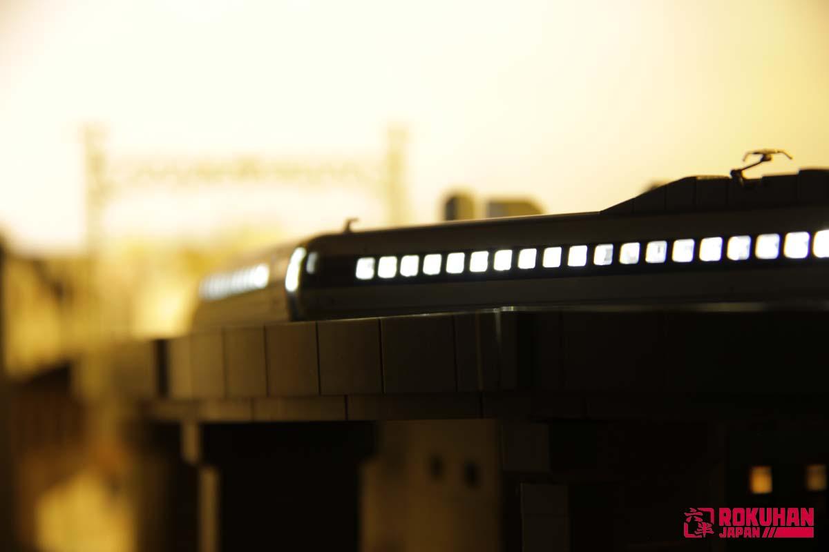 T013-2 500系新幹線 V編成5両増結セット