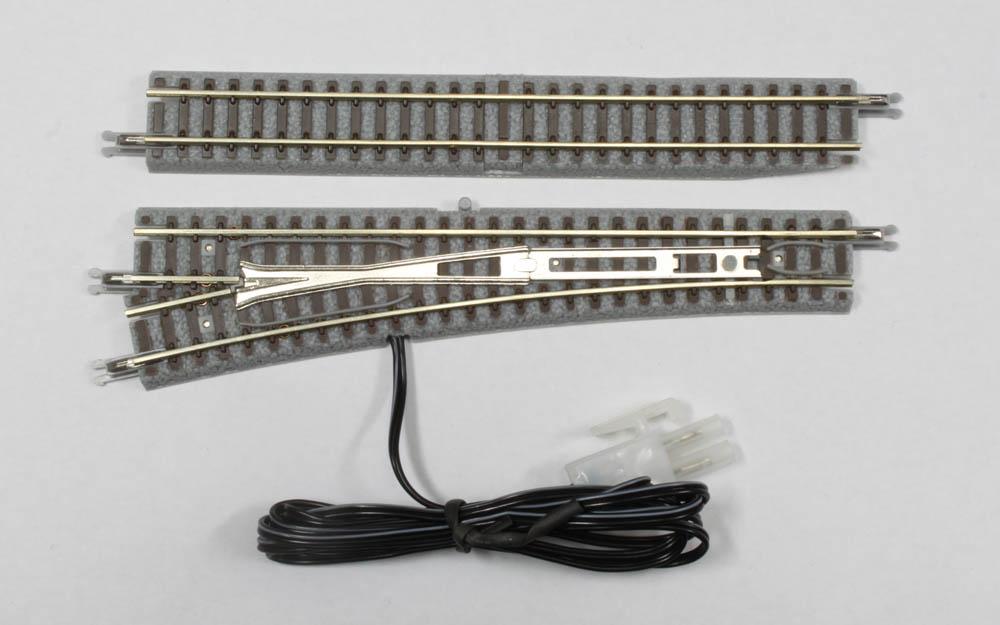 R039 クラシックトラック 電動/手動ポイントレール 110mm