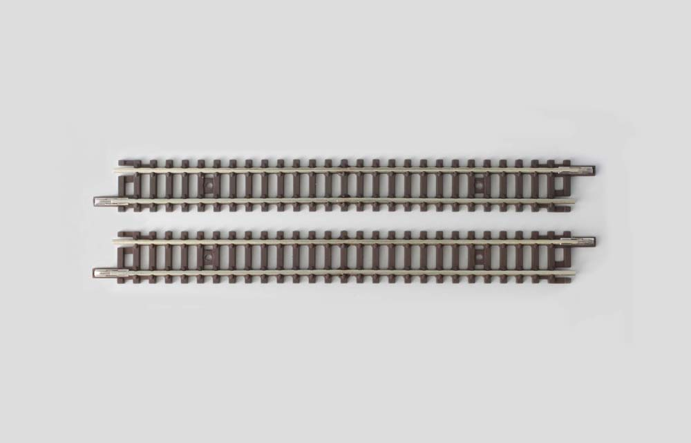 R045 直線レール 110mm  道床なし (2本)