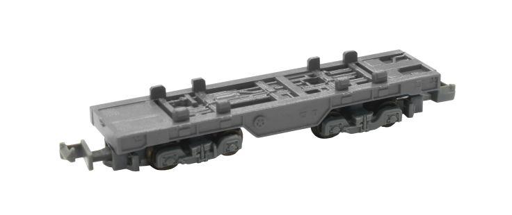 SA006-2  コンテナ貨車(グレー)
