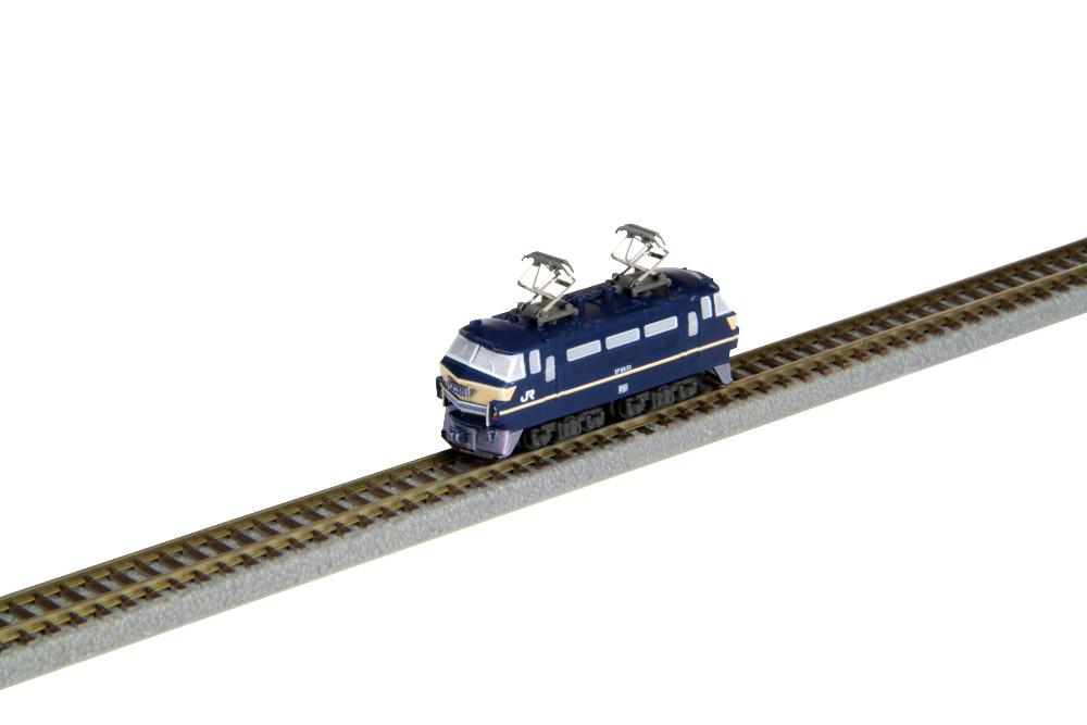 ST003-1 EF66 電気機関車