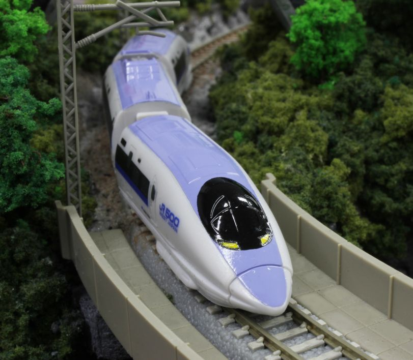 ST008-1 500系新幹線 こだま