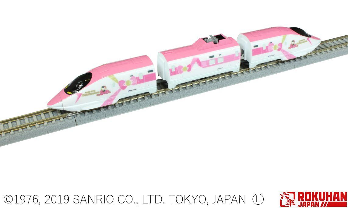 ST008-2 500系 ハローキティ新幹線