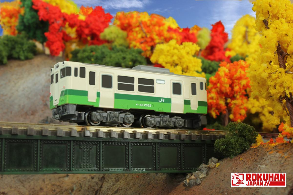 ST009-3 キハ40 東北地域本社色