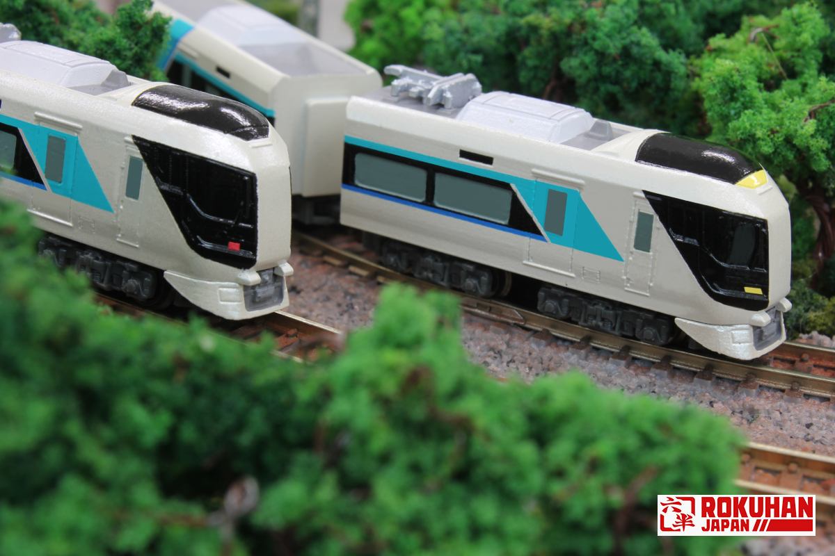 ST006-1 東武500系電車 特急リバティ