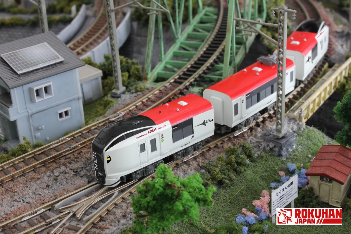 ST005-1 E259系 成田エクスプレス