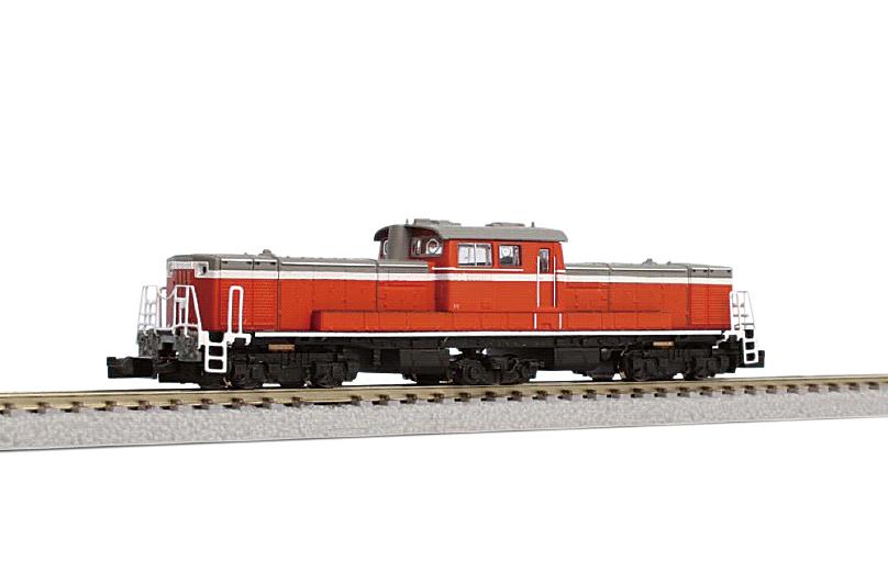 T002-1 DD51 1000 A寒地形 国鉄色