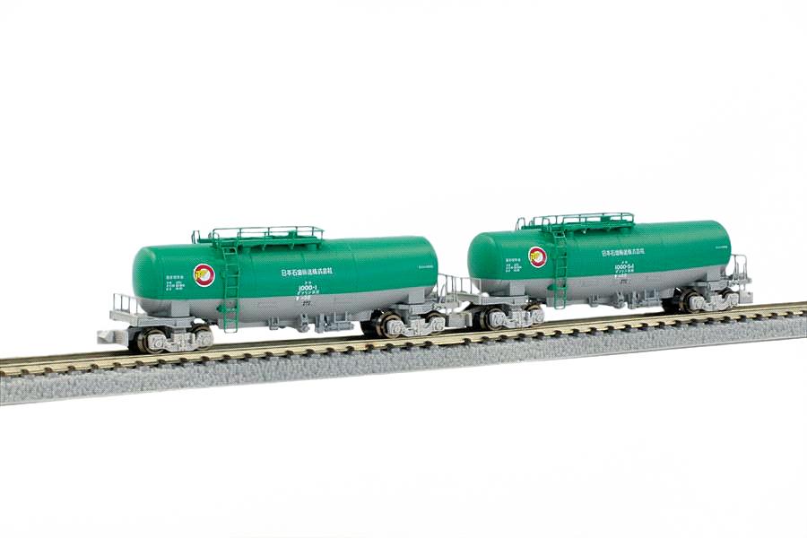 T004-1 タキ1000 日本石油輸送色 2両セット