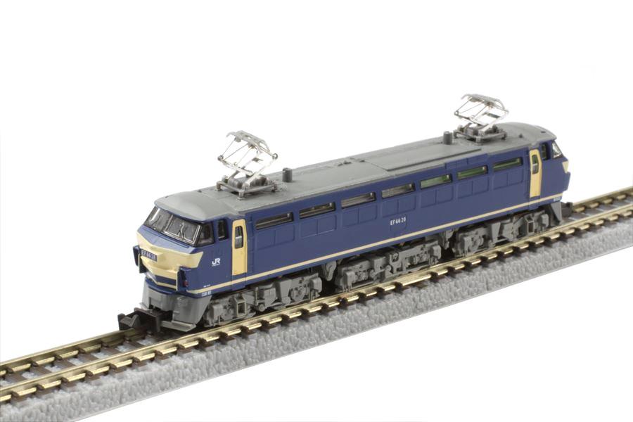 T008-4 EF66形電気機関車 後期形 JR貨物新更新車