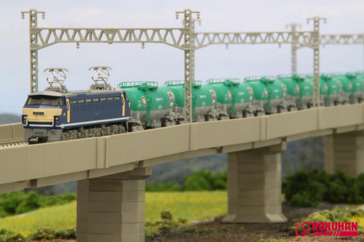 T008-6 EF66形電気機関車 後期型 JR貨物新更新車 54号機