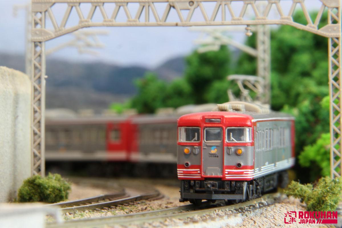 T011-8 115系1000番代 しなの鉄道色 3両セット