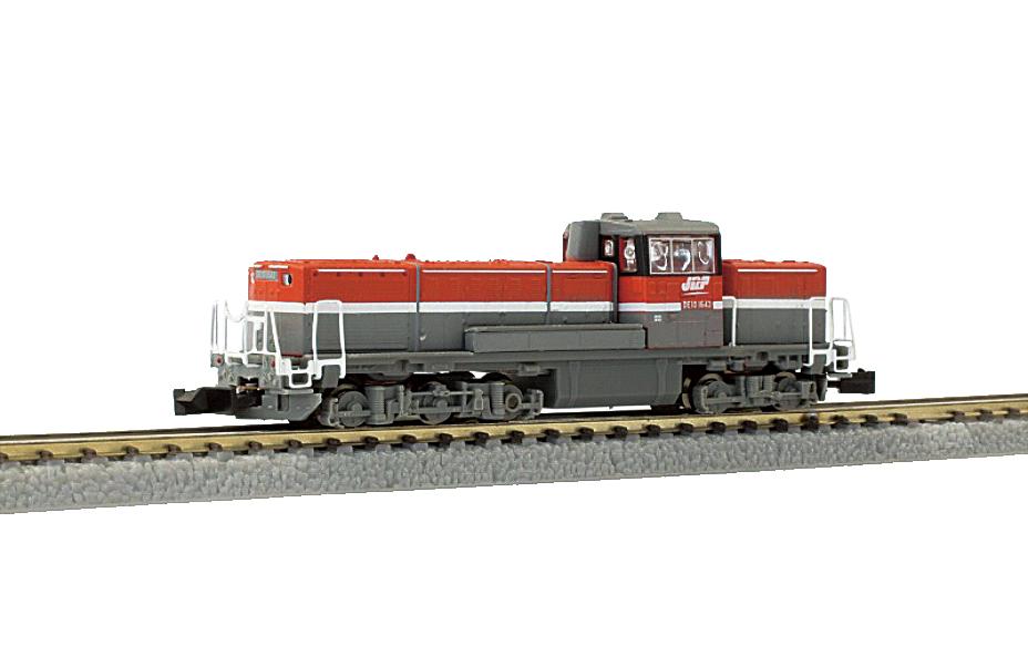 T012-4 DE10 A寒地型 JR貨物新更新色