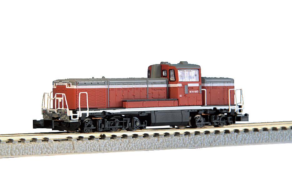T012-5 DE10 1500番代 B寒地型 国鉄色