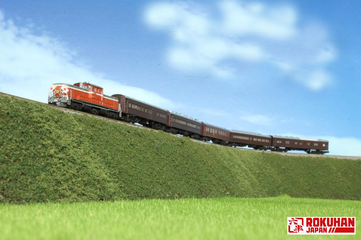 T036-1 1号編成 お召し列車 後期仕様
