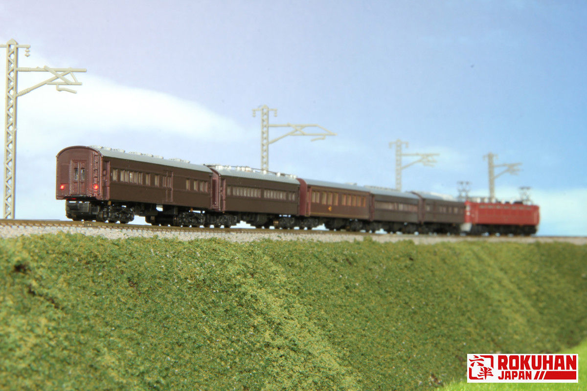 T036-2  1号編成 お召し列車 初期仕様