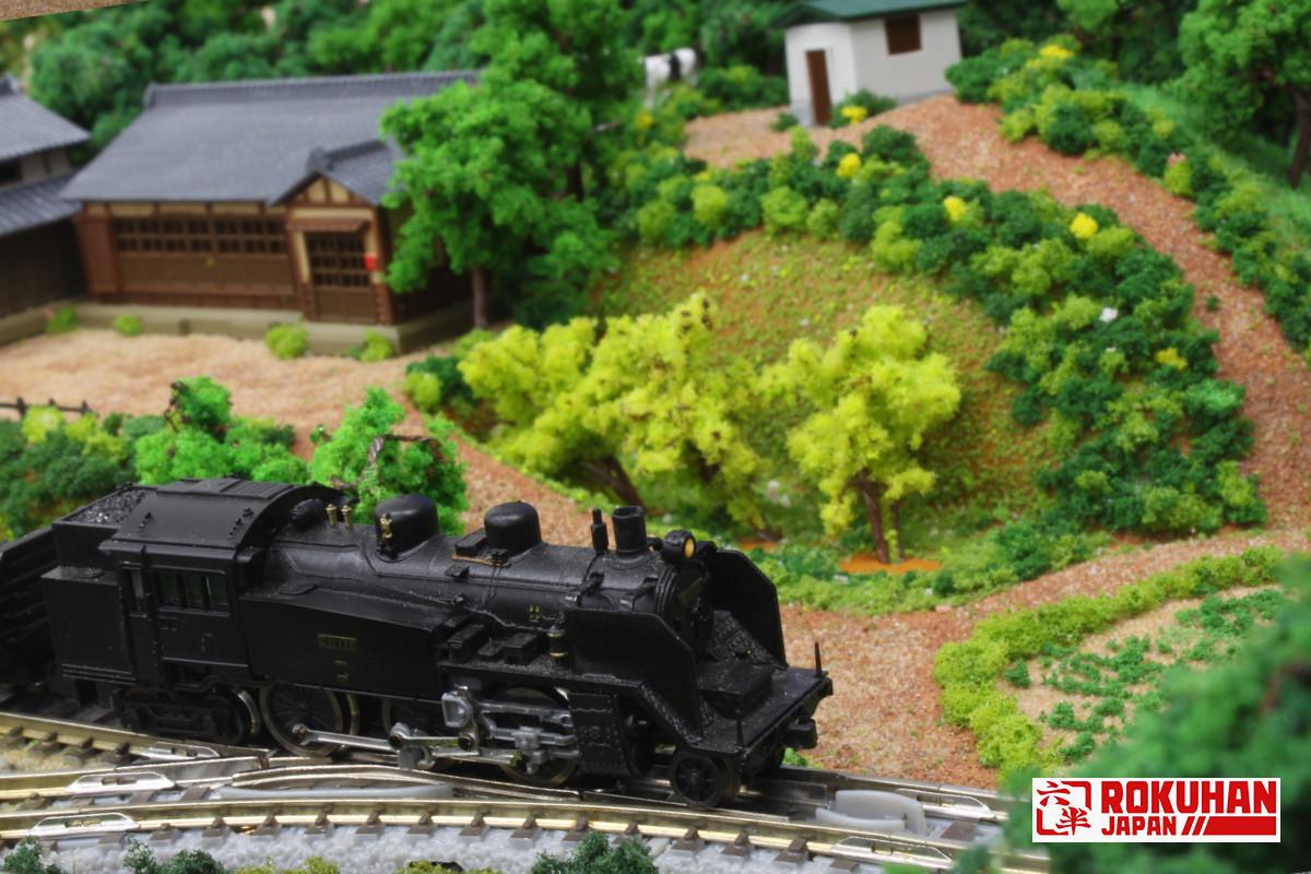 T019-1 国鉄C11蒸気機関車 178号機 三次型標準タイプ