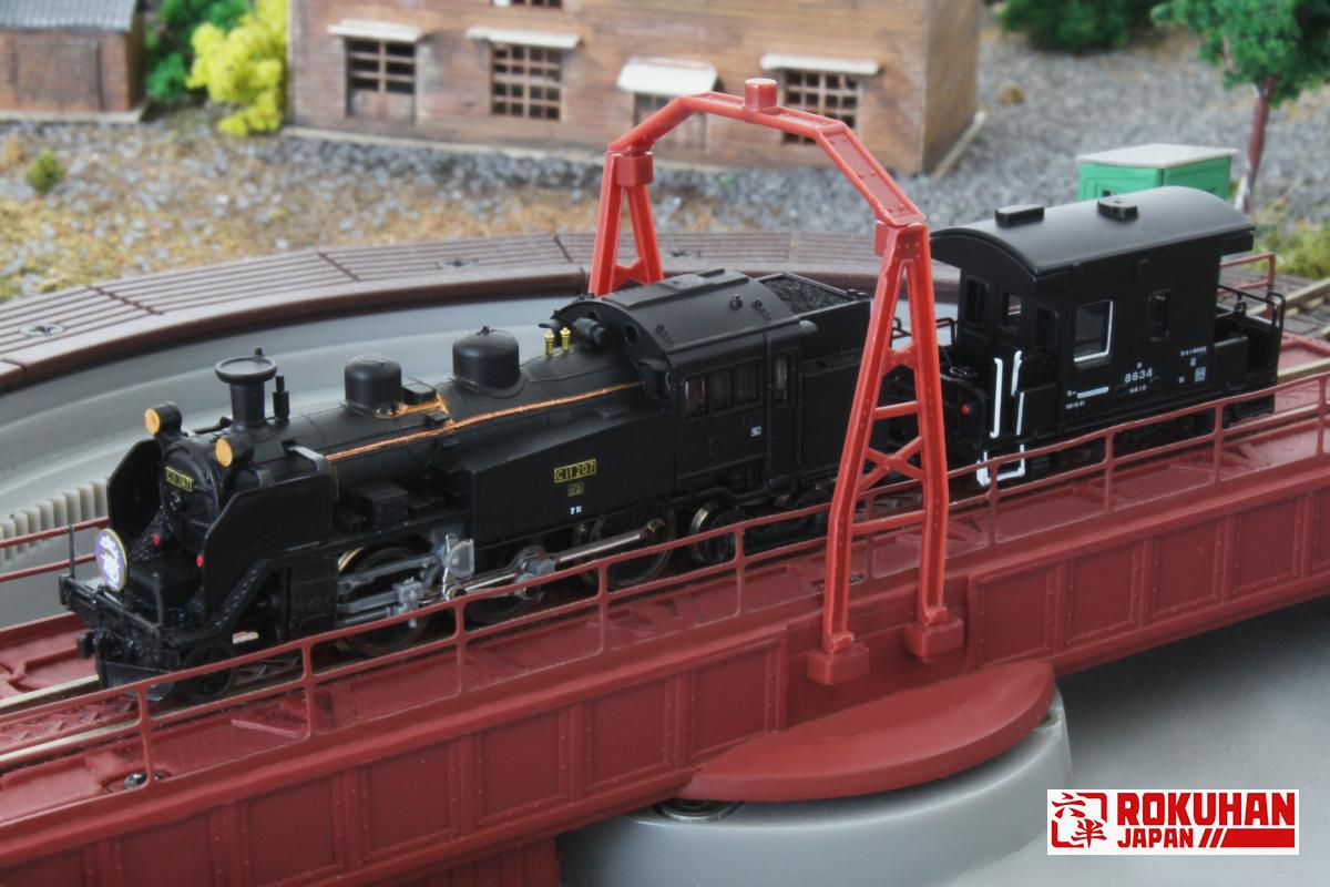 T032-1 ヨ8000形 車掌車 東武鉄道 SL「大樹」タイプ 2両セット